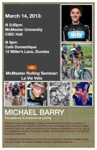 Barry Visit Poster