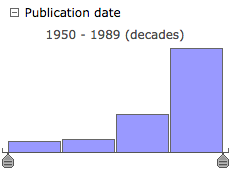"""Toxic"" on its own produced 9,475 hits; 6,265 (or 66%) were from the 1980s."