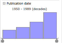 """Fear"" AND ""chemical."" 4,522 results, of which 1,927 are from the 1980s. But the findings are trending towards the 1980s again."